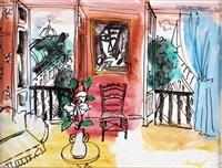 interior by carlos nadal
