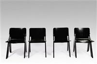quattro sedie peota by gigi sabadin