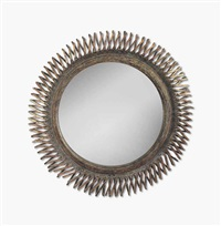 boudoir convex mirror by line vautrin