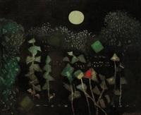 la lune bleue by jean-françois alexandre couy
