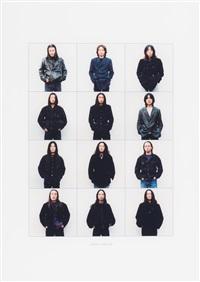 exactitudes: 35. rockers - beijing 1999 by versluis & uyttenbroek
