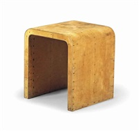 rare stool by gerrit thomas rietveld