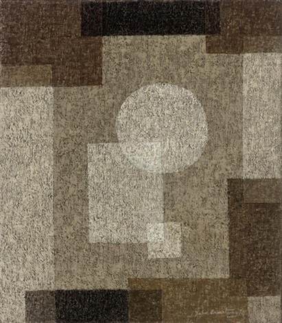 brown abstract by john armstrong
