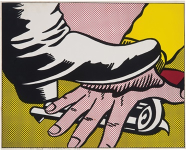 artwork by roy lichtenstein