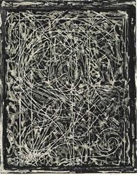 talladega three i (from circuits) by frank stella