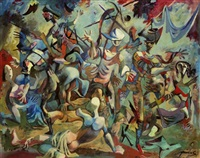 exodus by walter quirt