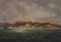 port louis, mauritius by william hodges