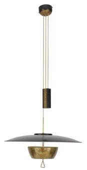 Lampada A Saliscendi Mod. N°1244, 1960u20131969