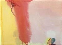 vision in pink by allen jones