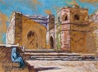 les oudayas, maroc by patrice laurioz