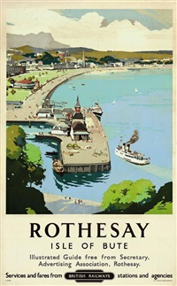 rothesay by frank sherwin