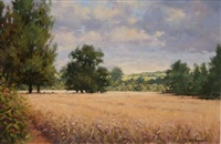 wheatfield, co. waterford by george oakley