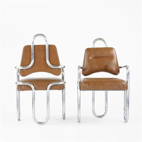 chairs pair by kwok hoi chan