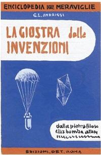 giostra delle invenzioni by enrico prampolini