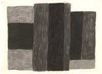 untitled (12.1.85) by sean scully