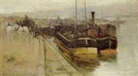 franske flodpramme by david comba adamson