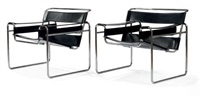 fauteuil b3 dit wassily by marcel breuer