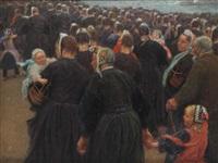 le cortège by edgard farasyn