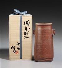 vase by fujiwara kei