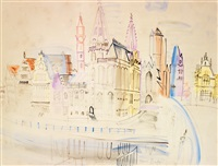 gand by raoul dufy