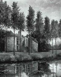 le château de la chasse by raymond quence