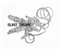 blind drunk by monica bonvicini