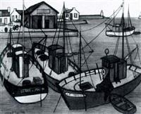 port gallirs by denis paul noyer