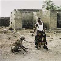 jatto with mainasara, ogere-remo, nigeria by pieter hugo