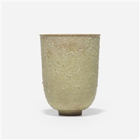 vase by gertrud and otto natzler