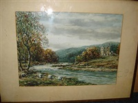 river scene by john hamilton glass