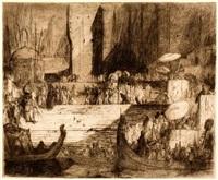 eene begrafenis aan den ganges by marius bauer