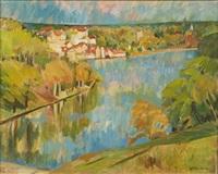 the dam, clinton, ma by geraldine douglas goldman