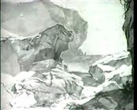 study of a rocky coastline by hendrick danckerts