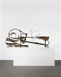 table piece z-7 (euclid) by anthony caro