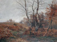 the last days of autumn by james herbert snell