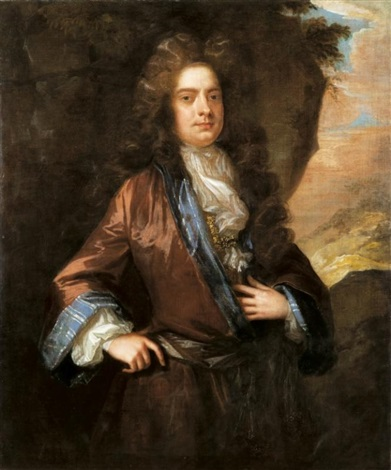 ritratto di nobiluomo by sir peter lely