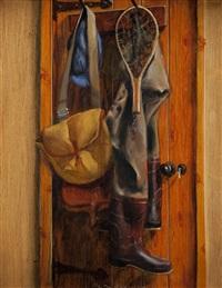 fisherman's door by henry koehler