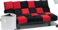 divano (modello scacco matto) by roberto pamio & renato toso