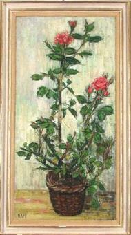 roses by jennette rapp