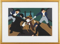 deception by jacob lawrence