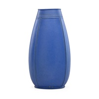 tall ovoid vase by teco