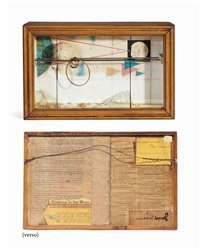 distance to the moon by joseph cornell