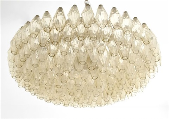 Large venini chandelier by venini co on artnet large venini chandelier by venini co aloadofball Choice Image
