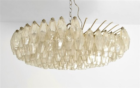 Large venini chandelier by venini co on artnet large venini chandelier by venini co aloadofball Image collections