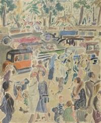 rue du bois by charles laborde