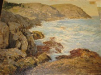 monhegan by winfield scott clime