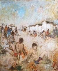 la plage by joseph raumann