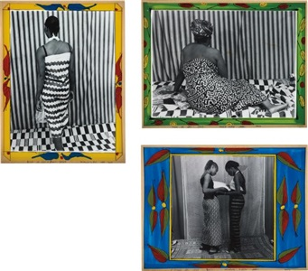 artwork by malick sidibé