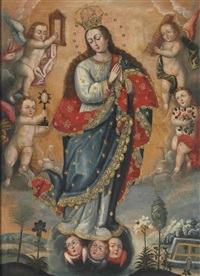 immaculate conception by peruvian school-cuzco (18)