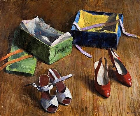 the new shoes by pavlos samios